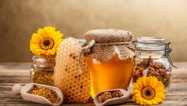 At the end of 2018, Ukraine left the TOP-3 exporters of honey