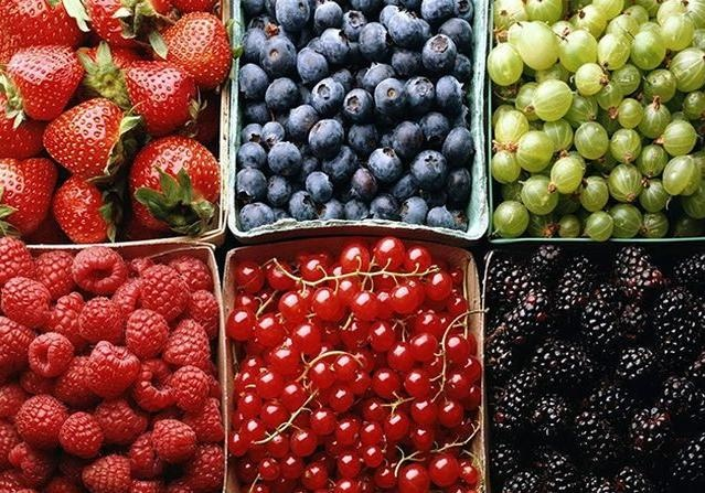 Ukraine increased exports of fruits and berries by 40 percent