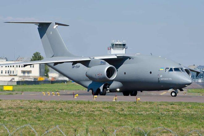 «Антонов» вперше за чотири роки продав літак